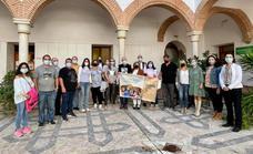 Feafes Salud Mental Zafra comienza con un acto institucional sus actividades para conmemorar el Día Mundial de la Salud Mental