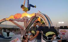 Las atracciones de feria finalmente no vendrán a Zafra hasta el año que viene