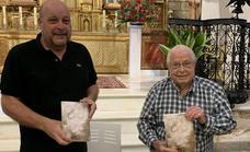José Cortés, a sus 91 años, presenta su tercera novela: 'Natillas con nubes de claras y canela'