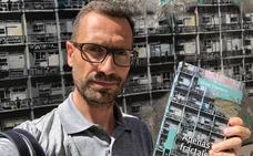 Víctor Charneco presenta en Zafra su tercer libro: 'Apenas Fractales'