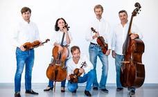 Juventudes Musicales retoma su programación este sábado con el quinteto de cuerdas 'Tótem Ensemble'