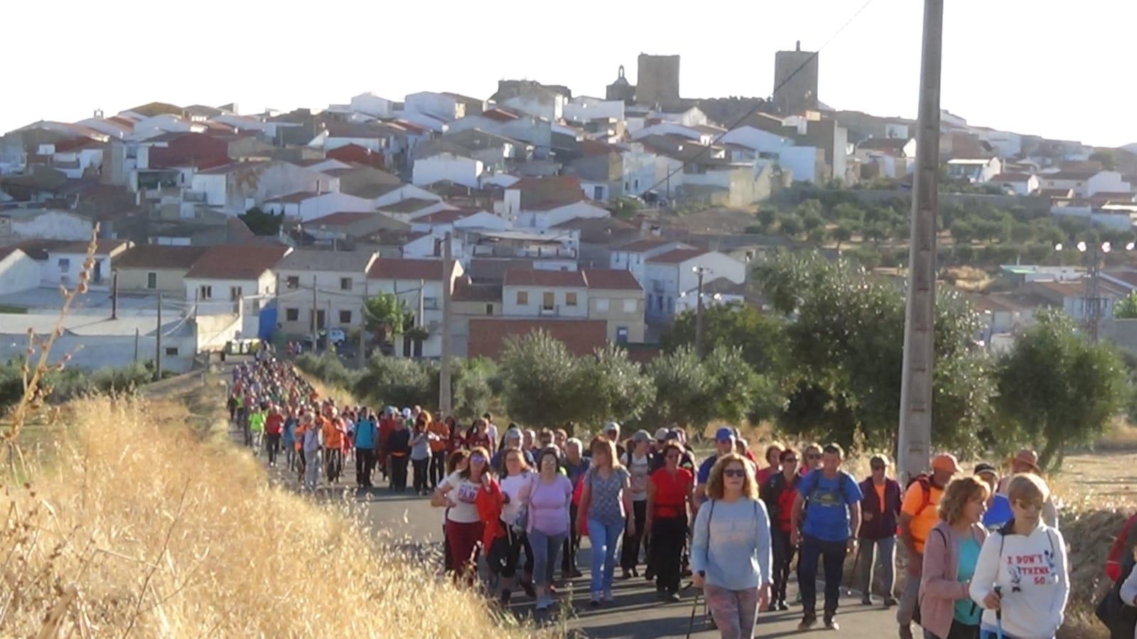 Más de 600 participantes dan vida a la V edición de la 'Ruta de los Tartesos'