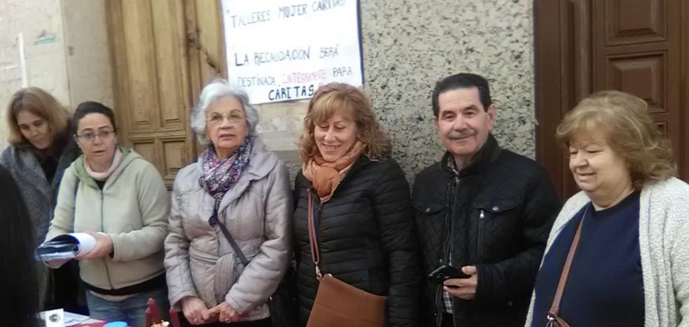 Cáritas Zalamea: «trabajamos por y para los más necesitados de la localidad»