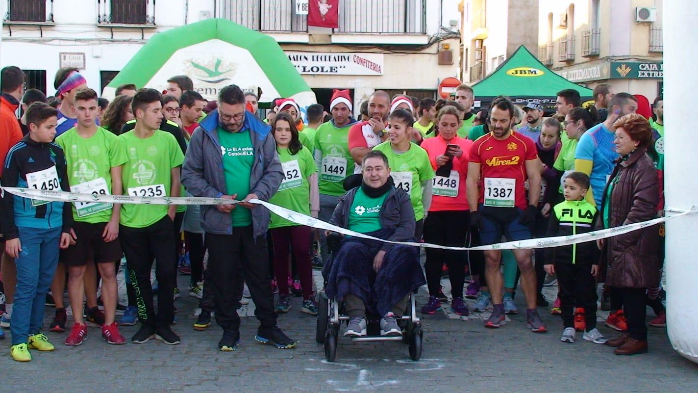 Doscientos cincuenta corredores despidieron el año en la San Silvestre