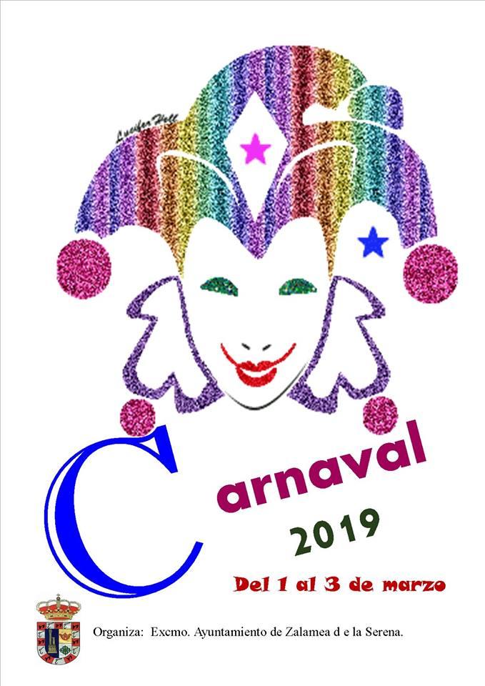 Zalamea se prepara para vivir el Carnaval el 1, 2 y 3 de marzo