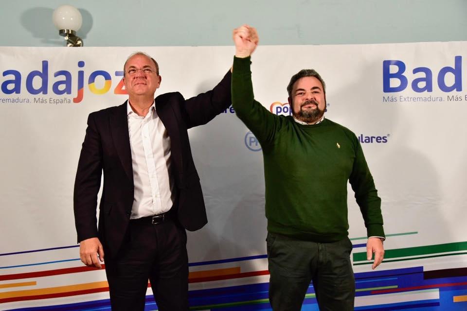 José Antonio Murillo vuelve como cabeza de lista en la candidatura del PP local