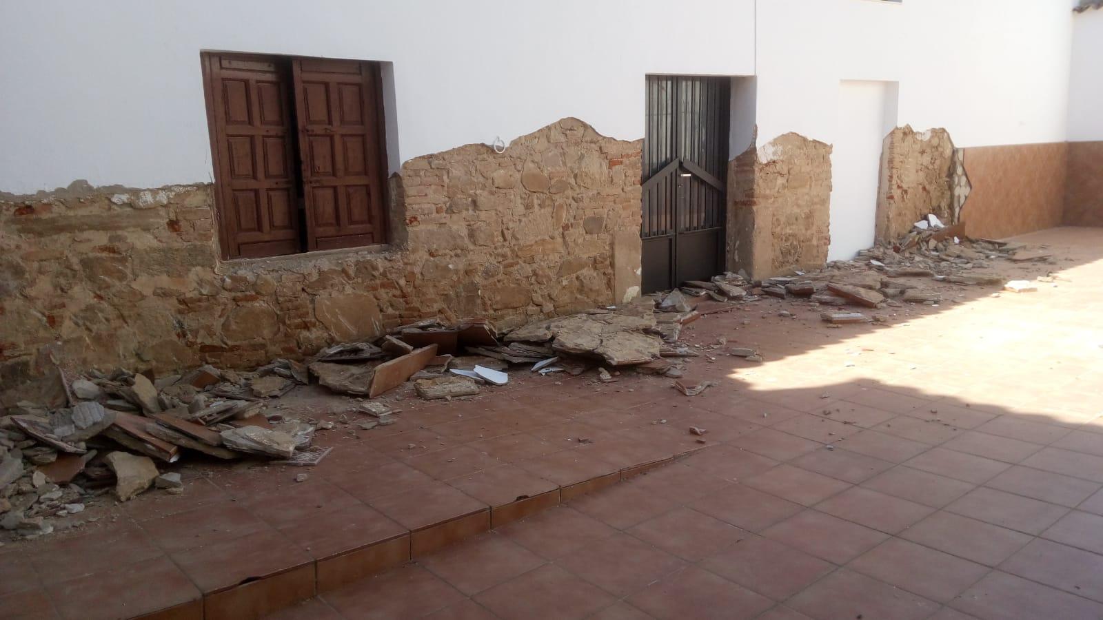 El centro de interpretación de 'El alcalde de Zalamea' inicia la segunda fase de obras