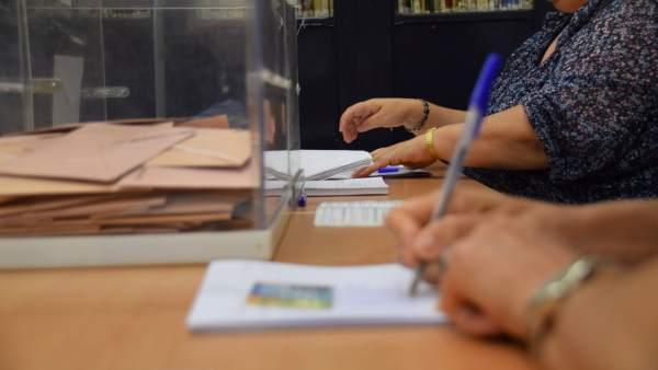 El PSOE fue la fuerza más votada en Zalamea en las elecciones generales de ayer