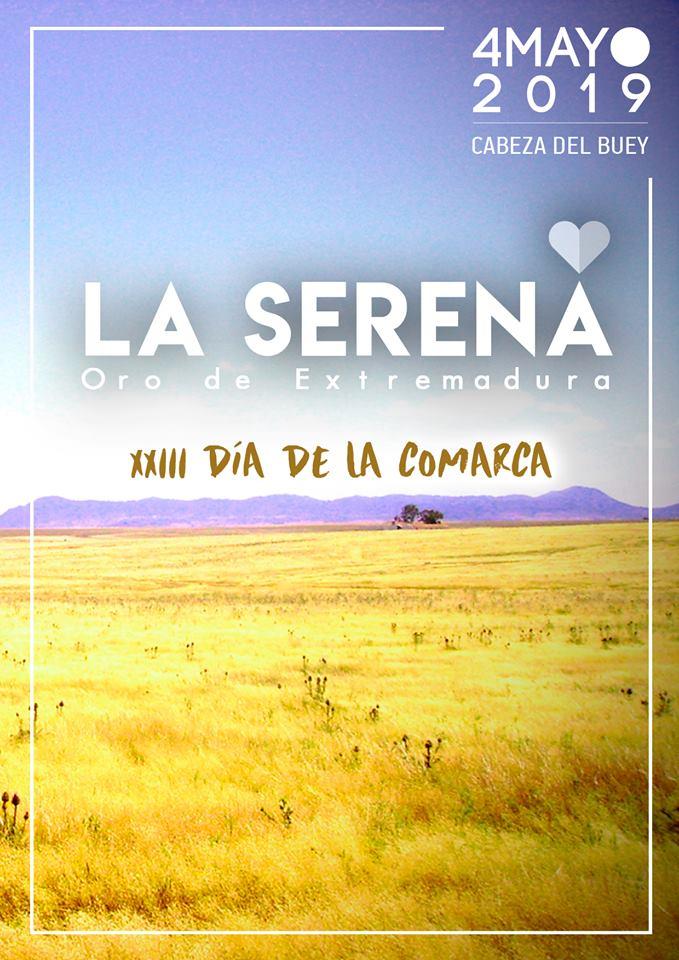 La Serena celebrará el Día de la Comarca este sábado 4 de mayo