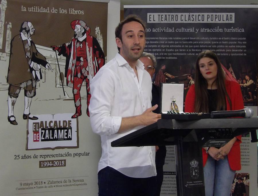 IU-Podemos rectifica y hará hoy alcalde de Zalamea a Miguel Ángel Fuentes