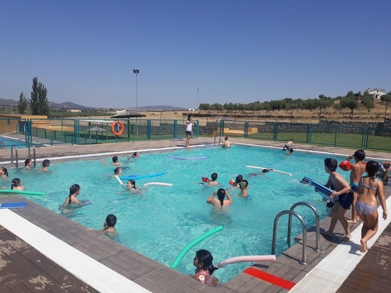 Comienza el campamento infantil de verano con actividades de todo tipo