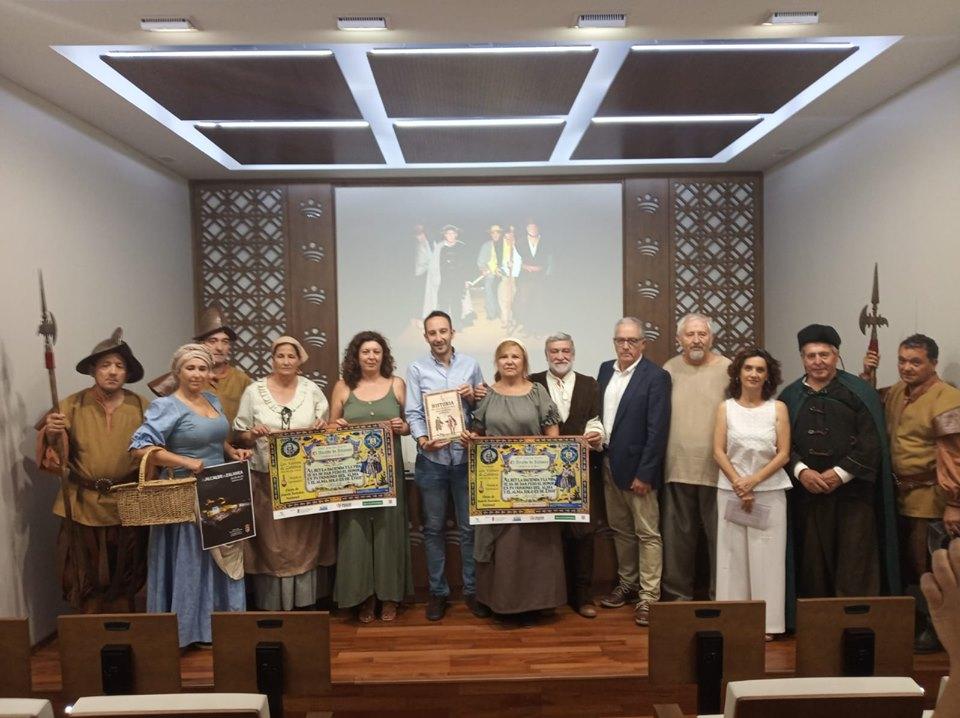La XVI edición de 'El alcalde de Zalamea' se presenta en Diputación de Badajoz con la expectación de la nueva directora