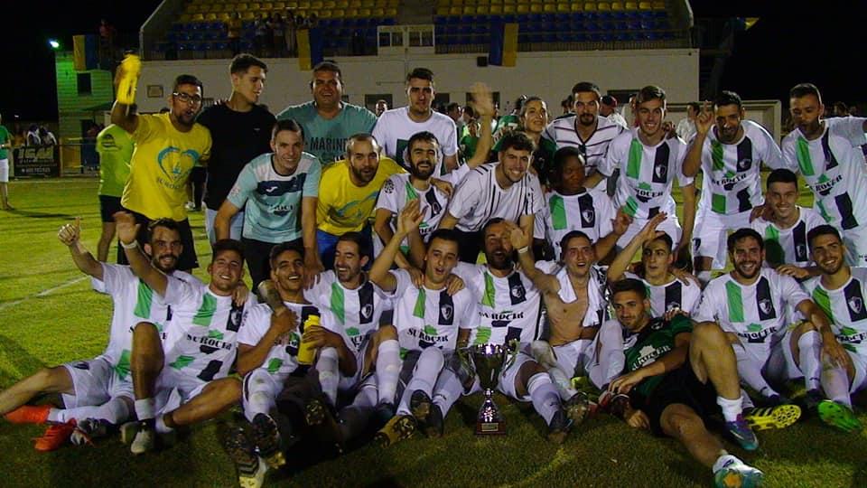 El CD Ilipense vencedor del XXIII Torneo de Fútbol de Mancomunidad