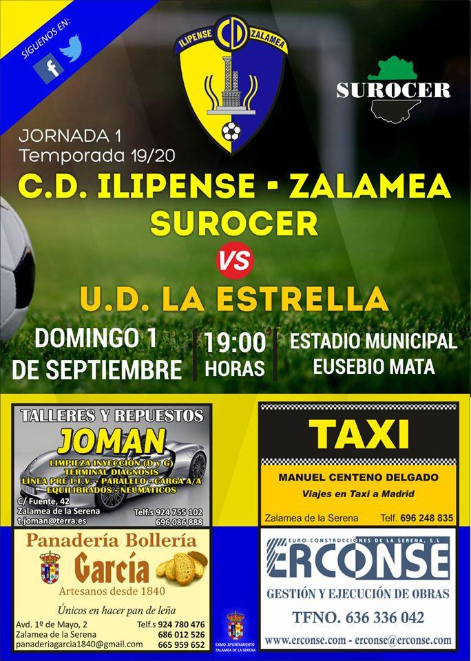El CD Ilipense arranca mañana la temporada ante la U.D La Estrella con ilusiones renovadas