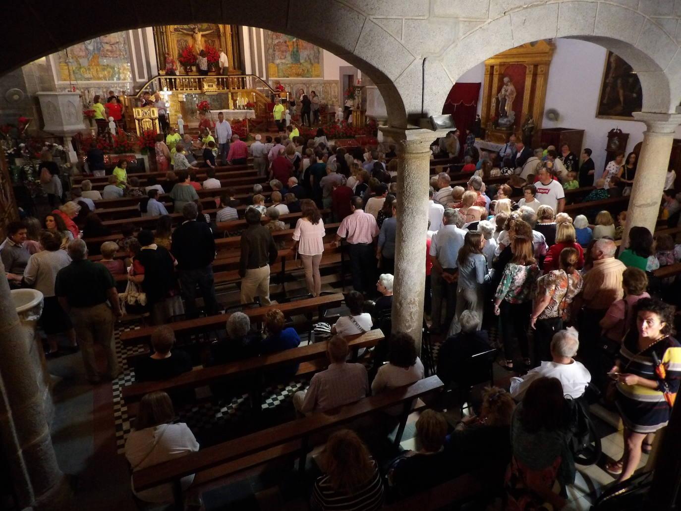 El Cristo de la Quinta Angustia volvió a recibir a miles de peregrinos