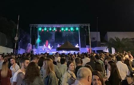 El festival Culturock desafió a la lluvia con la mejor música