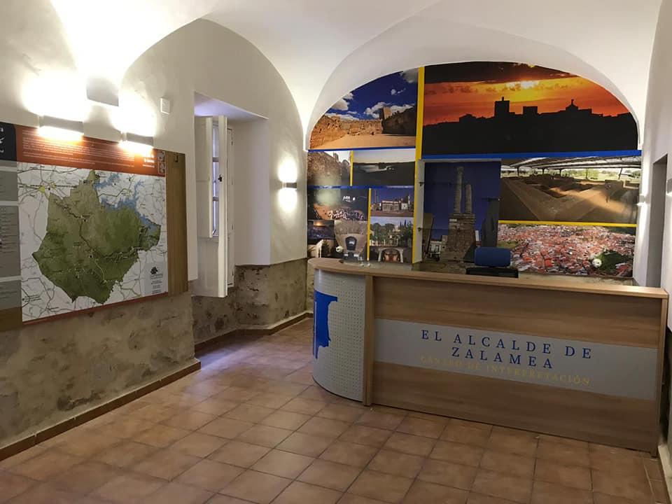 El centro de interpretación de 'El alcalde de Zalamea' abrió sus puerta durante la representación ilipense