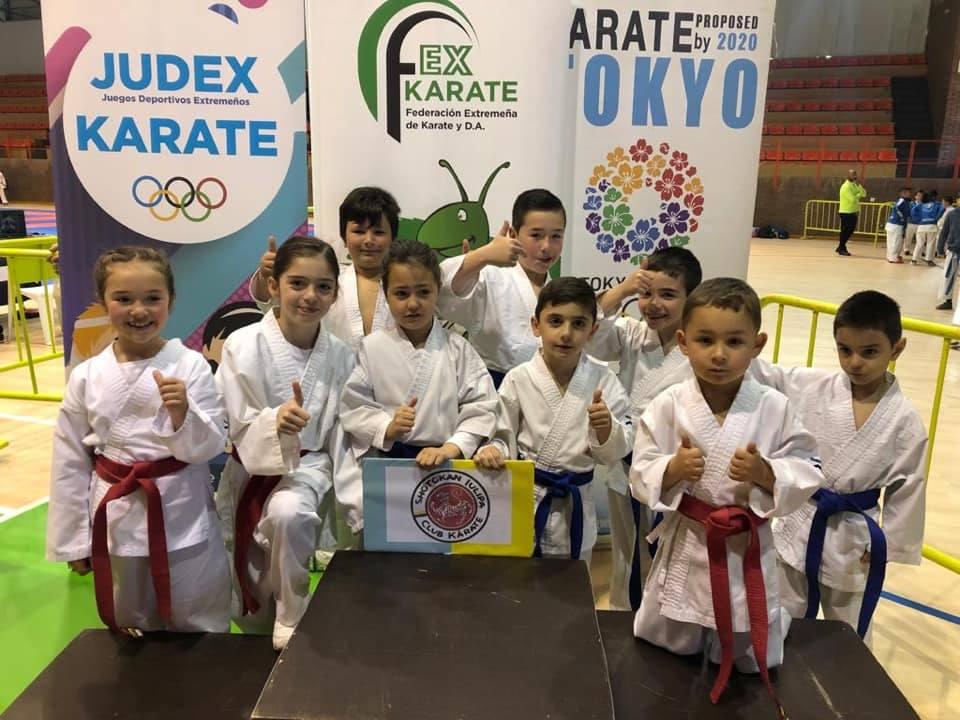 El club de kárate 'Shotokan Iulipa' organizará el primer campeonato de 2020 en Zalamea