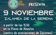 El músico local José Herrero estará en la segunda actuación del Club de la Música