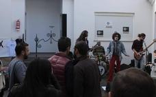 El flamenco y el rock clásico fueron los protagonistas de la segunda actuación del Club de la Música