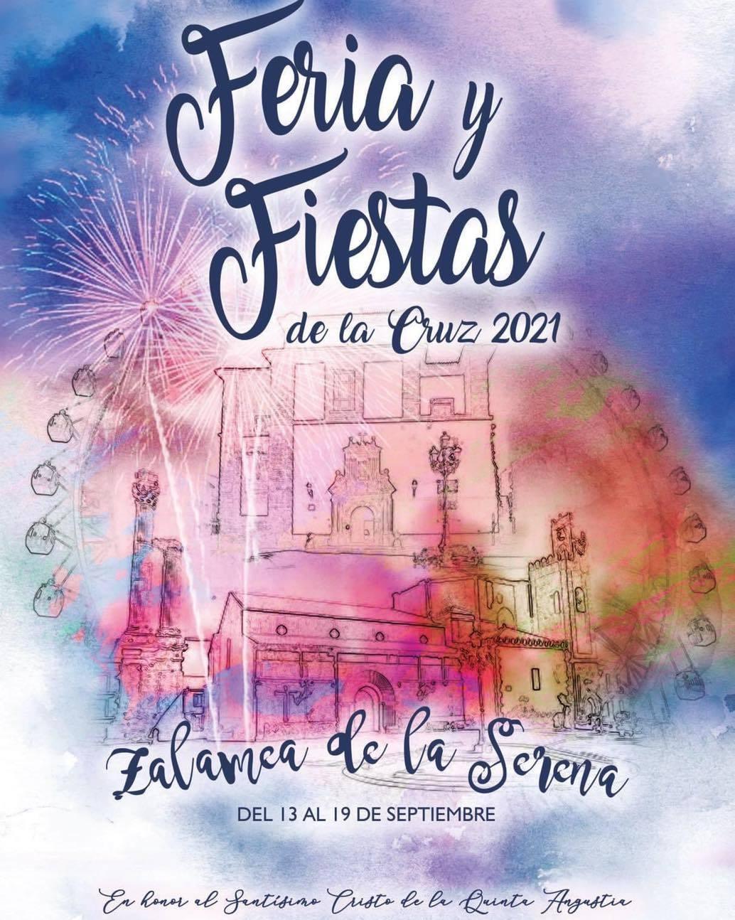 El libro de la 'Feria y Fiestas de la Cruz 2021' ya está disponible