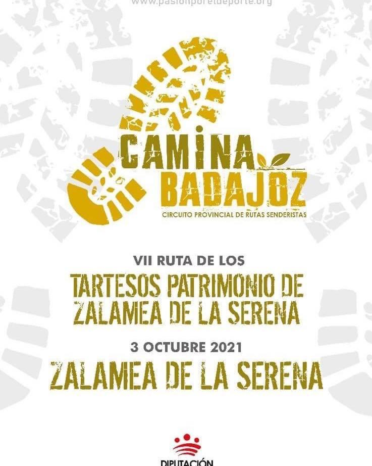 Abierto el plazo de inscripción para participar en la VII Ruta de los Tartesos, patrimonio de Zalamea de la Serena