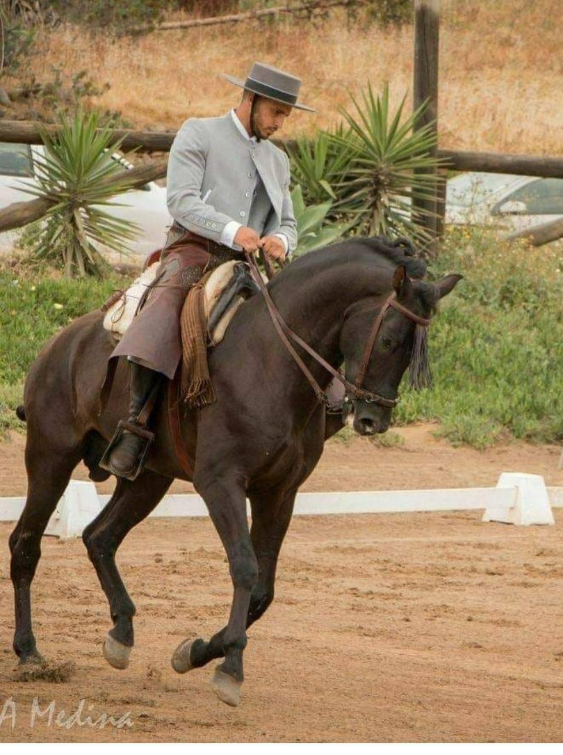 El jinete ilipense Sergio Guisado se retira de la competición profesional