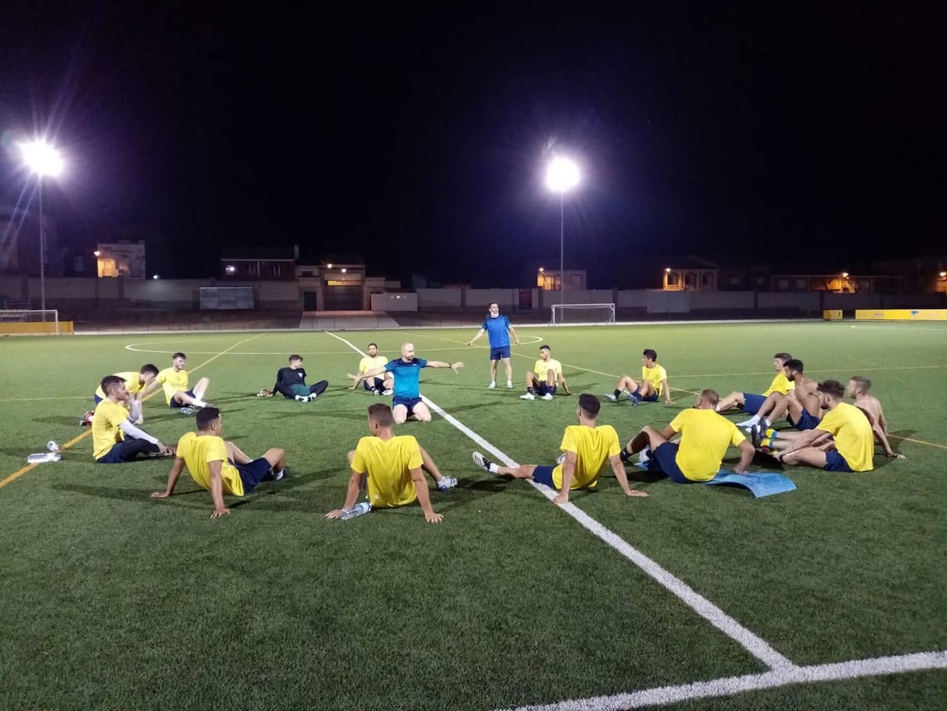 El Ilipense Zalamea juega este domingo en casa contra el C.P. Valdivia