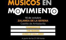 Los conciertos del festival 'Músicos en Movimiento' se celebrarán el 16 de octubre en Zalamea