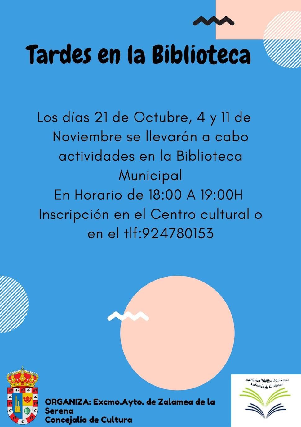 La Biblioteca Municipal acoge actividades para los más pequeños