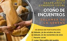 Las actividades del proyecto 'Otoño de encuentros' se celebrarán durante las próximas semanas en Zalamea